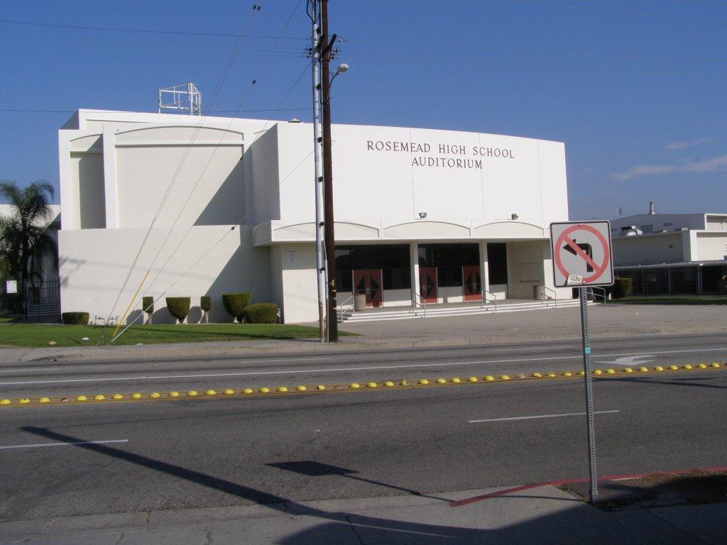 Rosemead High School,Nov 2009, Сан-Габриэль
