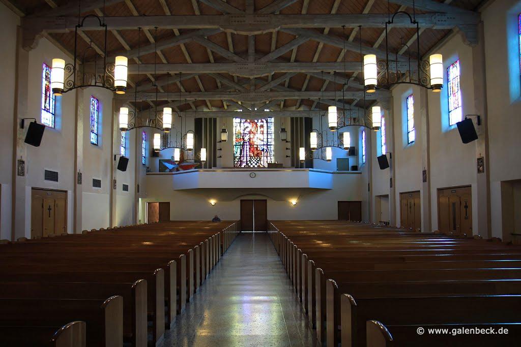 New Mission Chapel, Сан-Габриэль