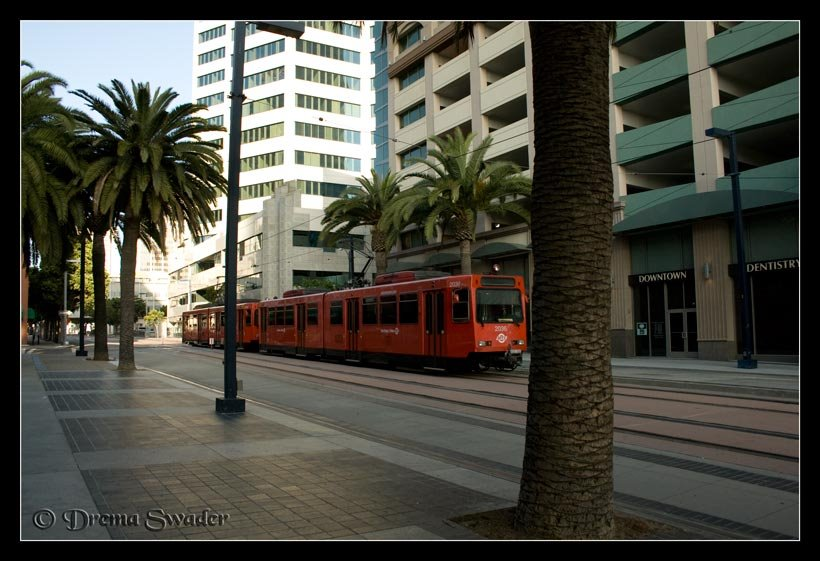 Downtown San Diego, Сан-Диего