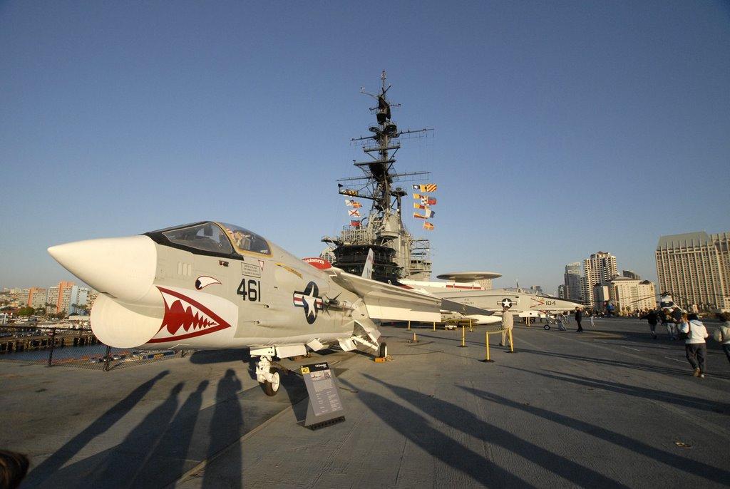 USS Midway, Сан-Диего
