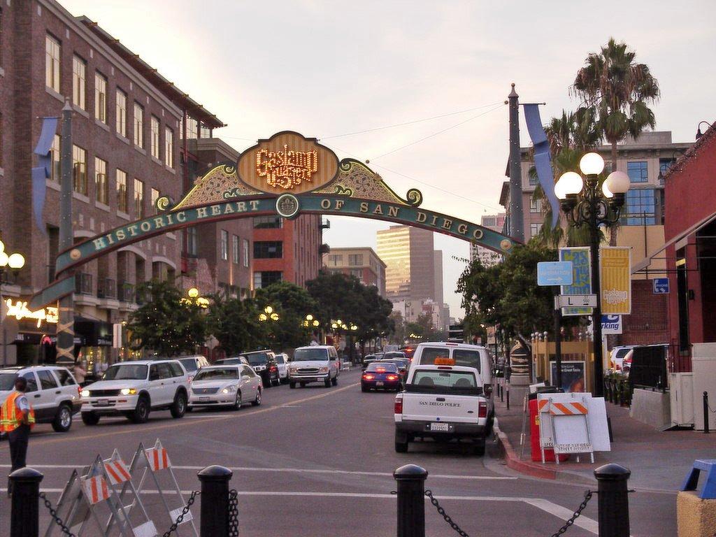 San Diego, Сан-Диего