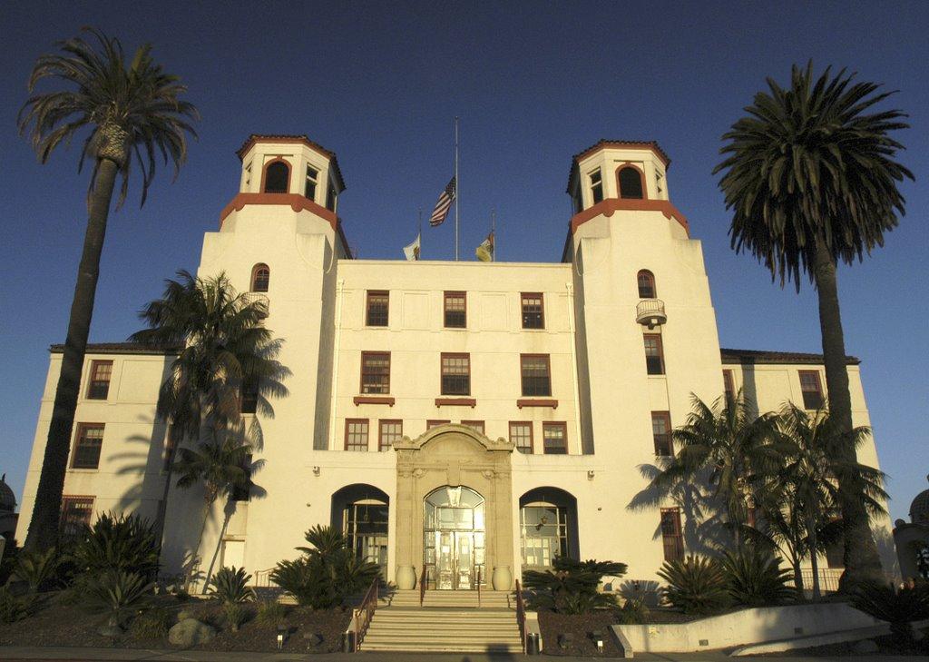 Old Navy Hospital, San Diego, Сан-Диего