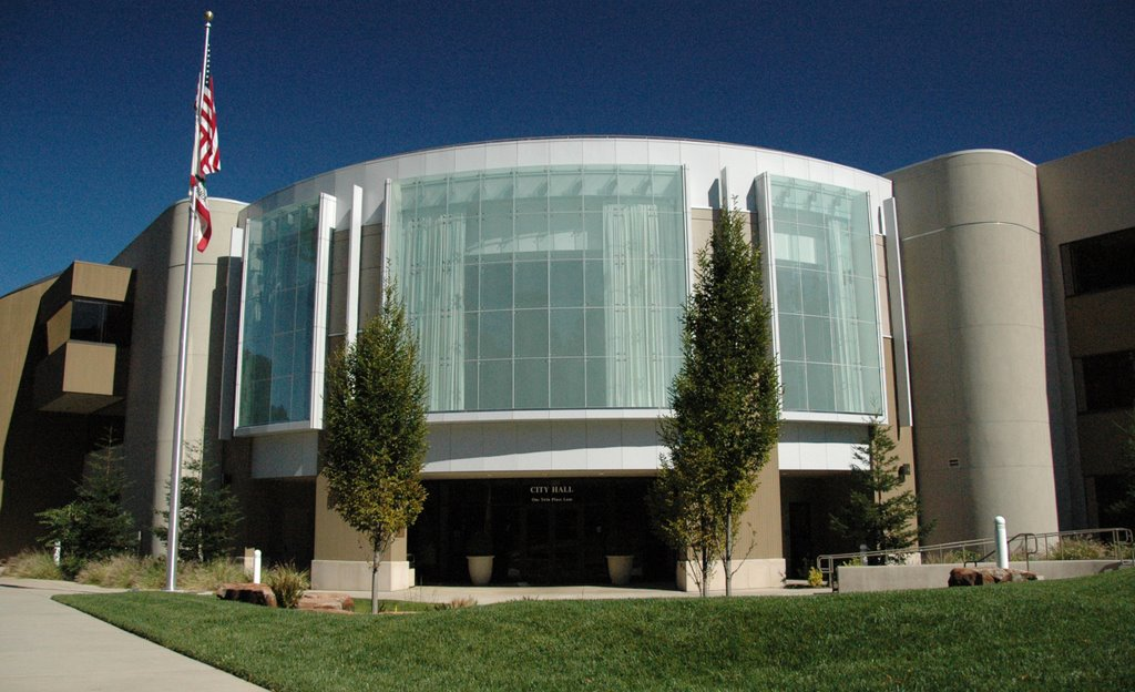 Belmont City Hall, Сан-Карлос
