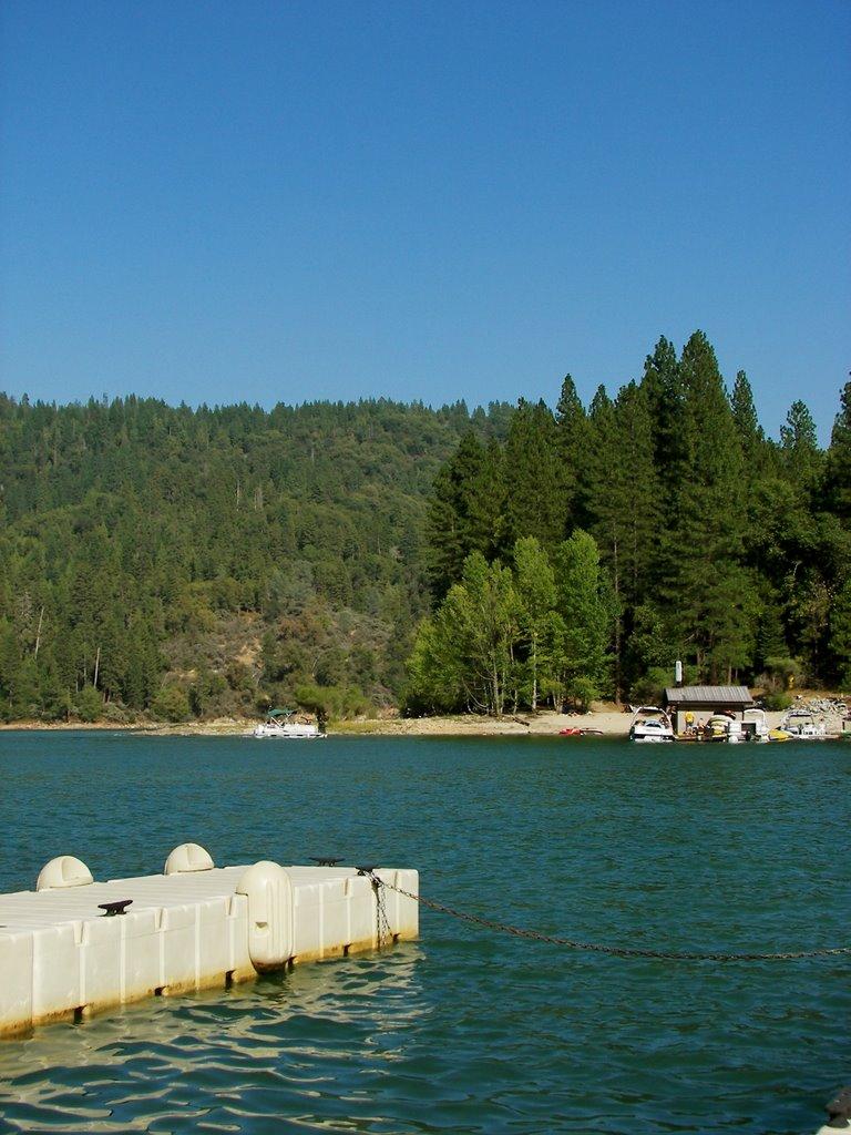 Bass Lake, Ca., Сан-Линдро