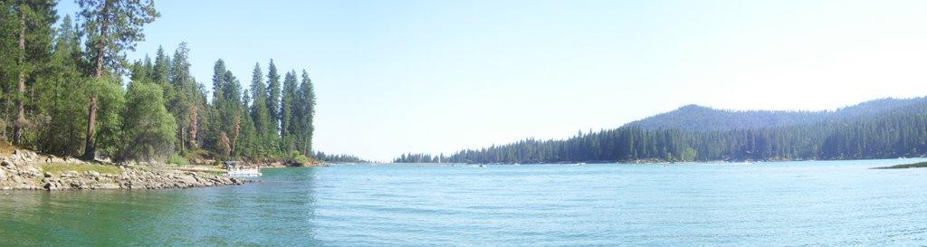 Bass Lake Wide View, Сан-Лоренцо