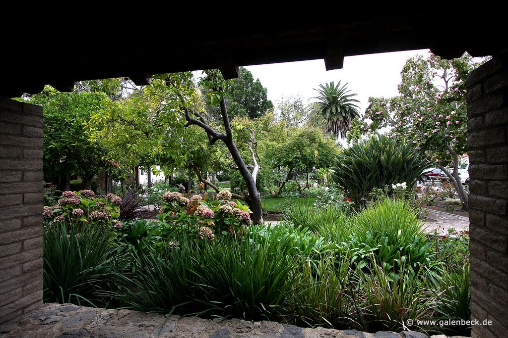Mission Garden, Сан-Луис-Обиспо