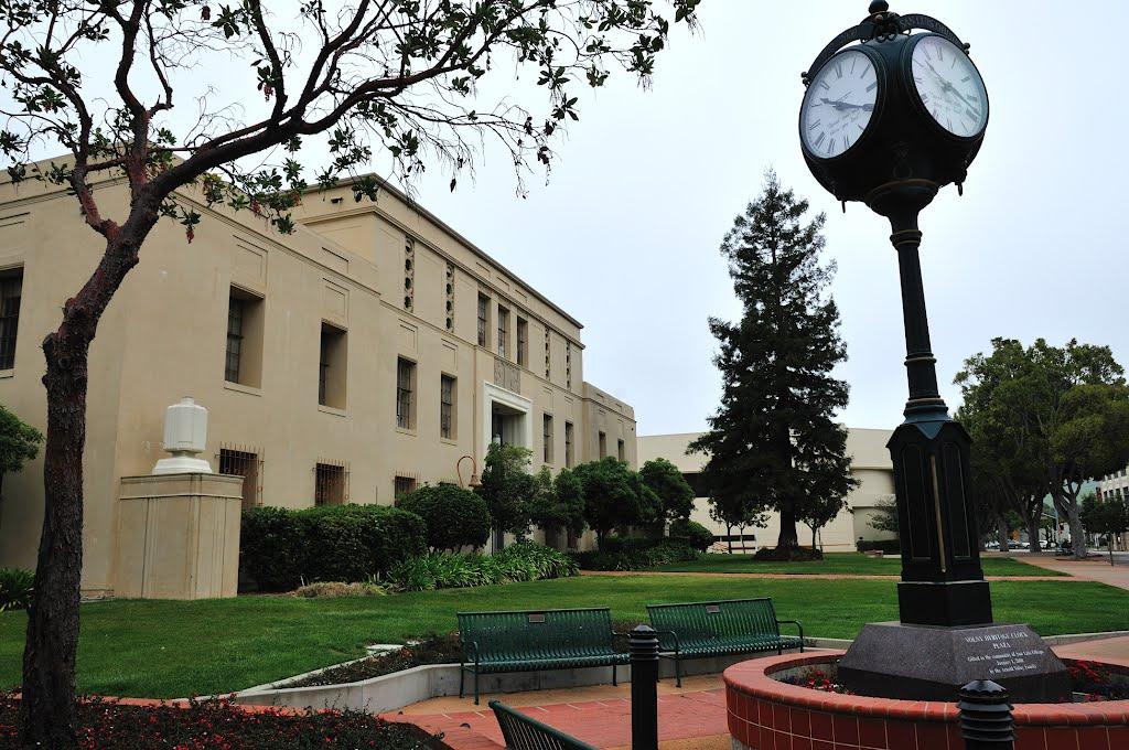 San Luis Obispo County Courthouse, Сан-Луис-Обиспо