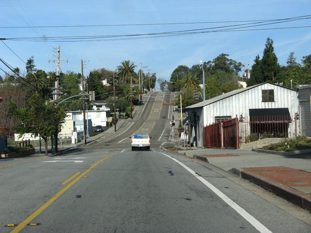 California Blvd, Сан-Луис-Обиспо