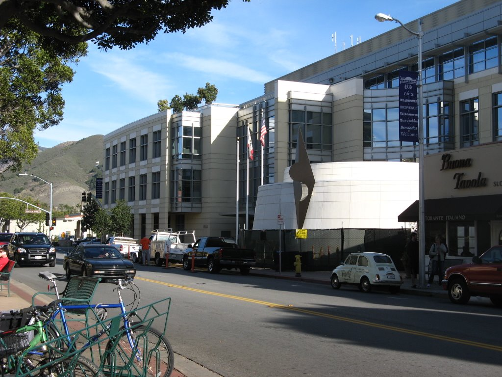 SLO County Government Office, Сан-Луис-Обиспо