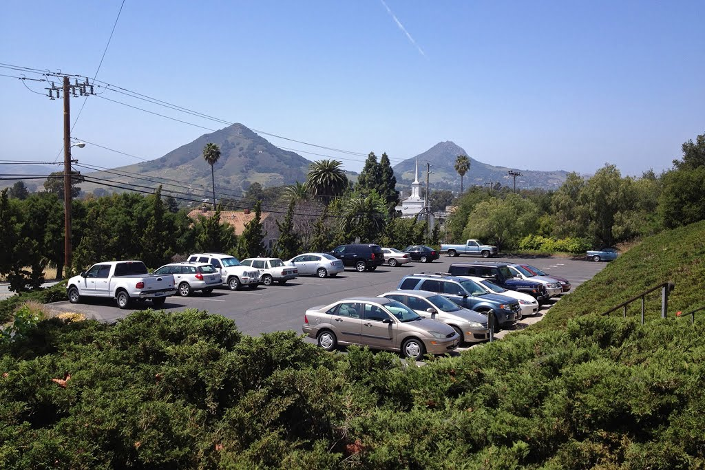 San Luis Obispo from County Mental Health, 4/2013, Сан-Луис-Обиспо