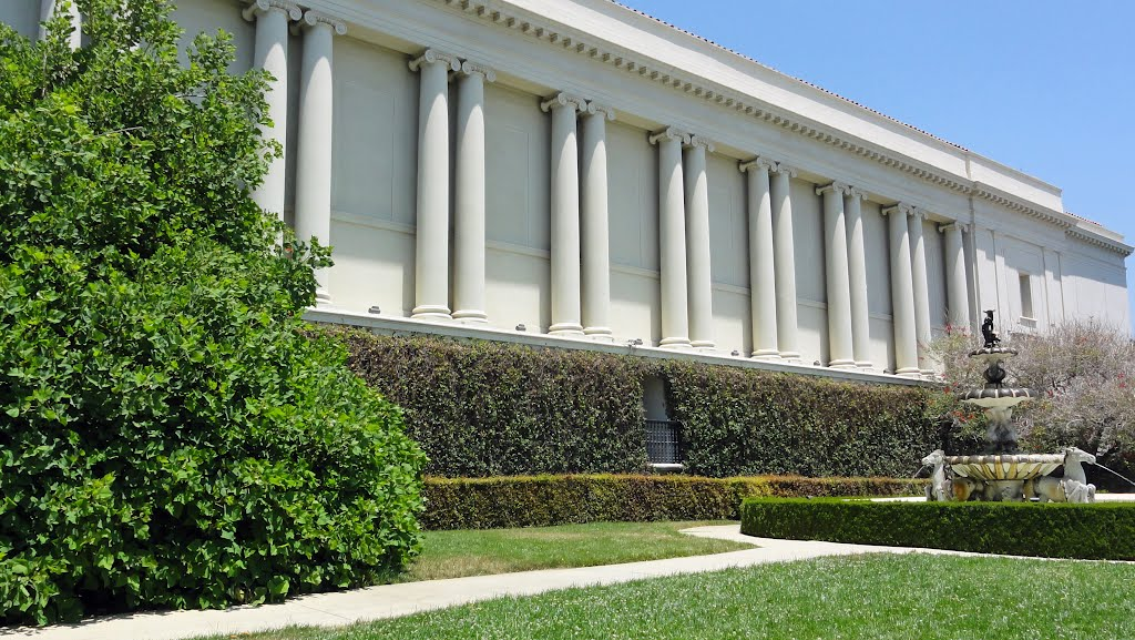 Huntington Library, Art Gallery and Botanical Gardens, Сан-Марино