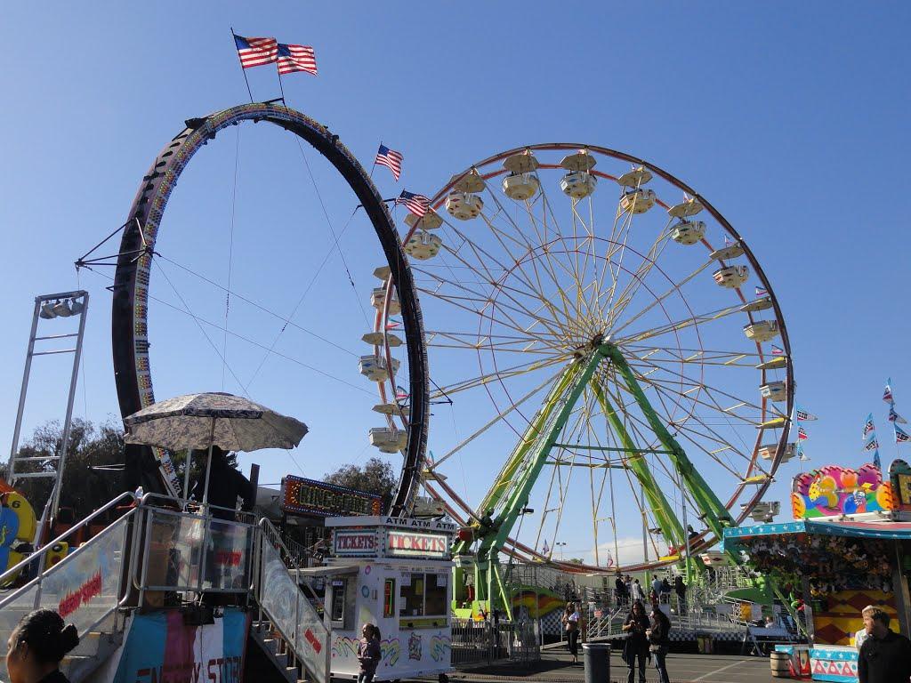 Wheels in Fair, Сан-Матео