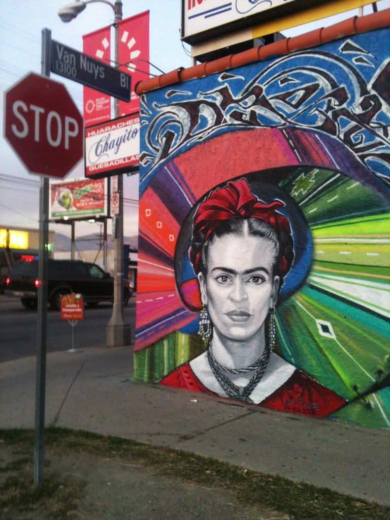 Frida Kahlo, Сан-Фернандо