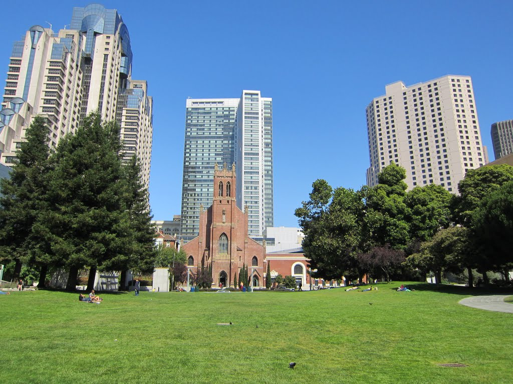 San Francisco., Сан-Франциско