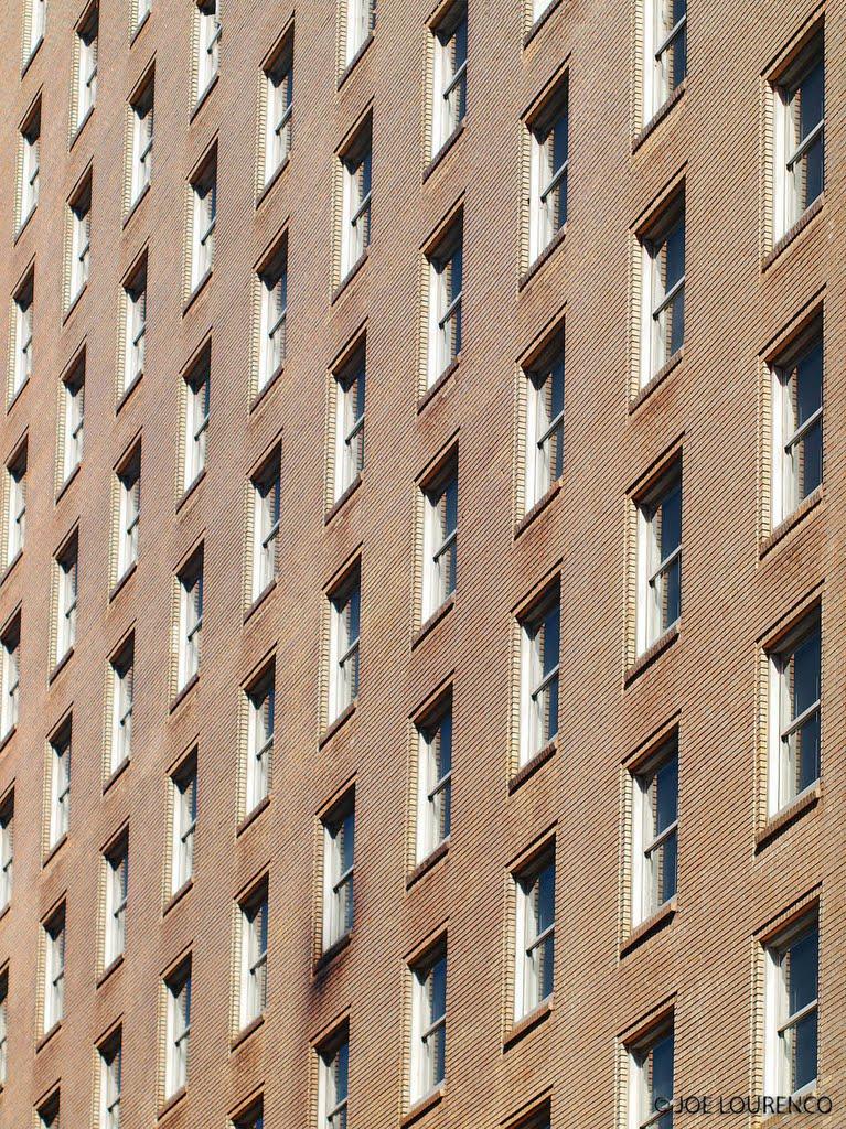 San Francisco Clift Hotel Windows, Сан-Франциско