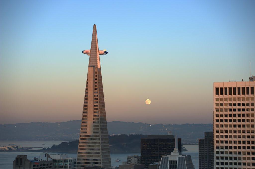 Zeppelin Crown, Сан-Франциско
