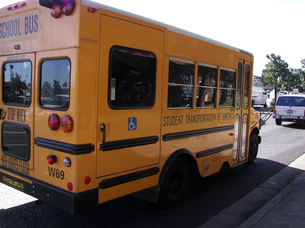 Scholar bus, Саннивейл