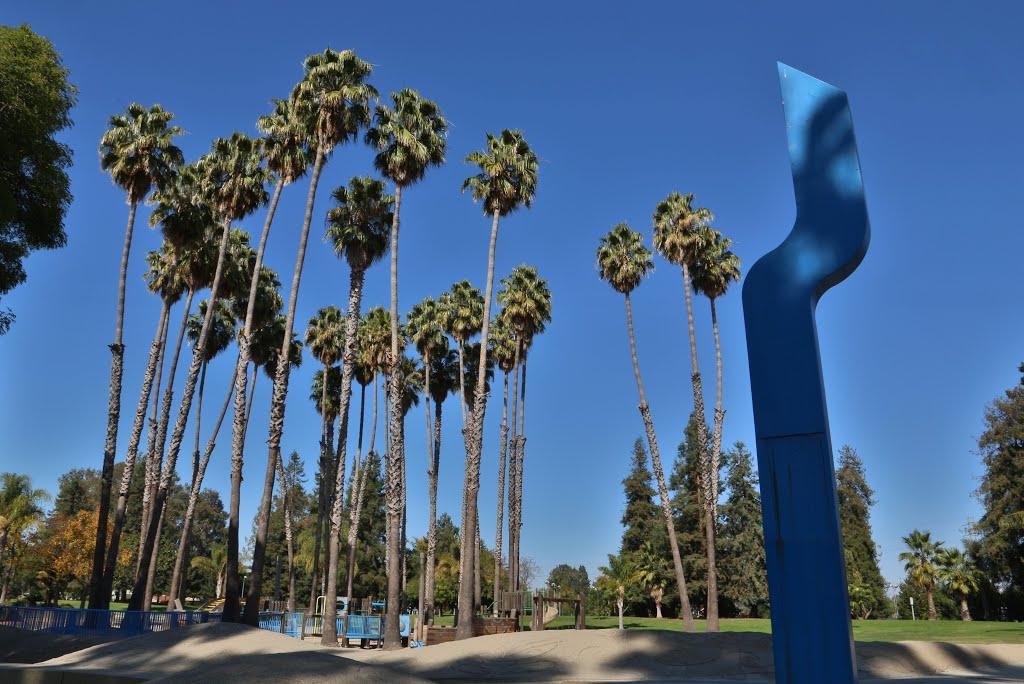 Las Palmas Park HDR, Sunnyvale, California, Саннивейл