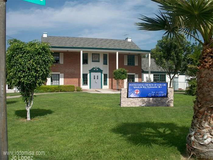 Iglesia de Dios Pentecostal, M.I., Санта-Ана