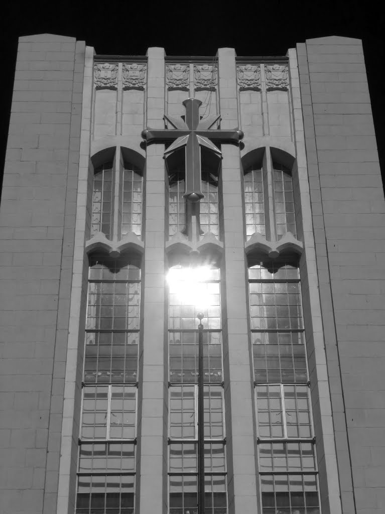 Christian Science Building, Санта-Ана