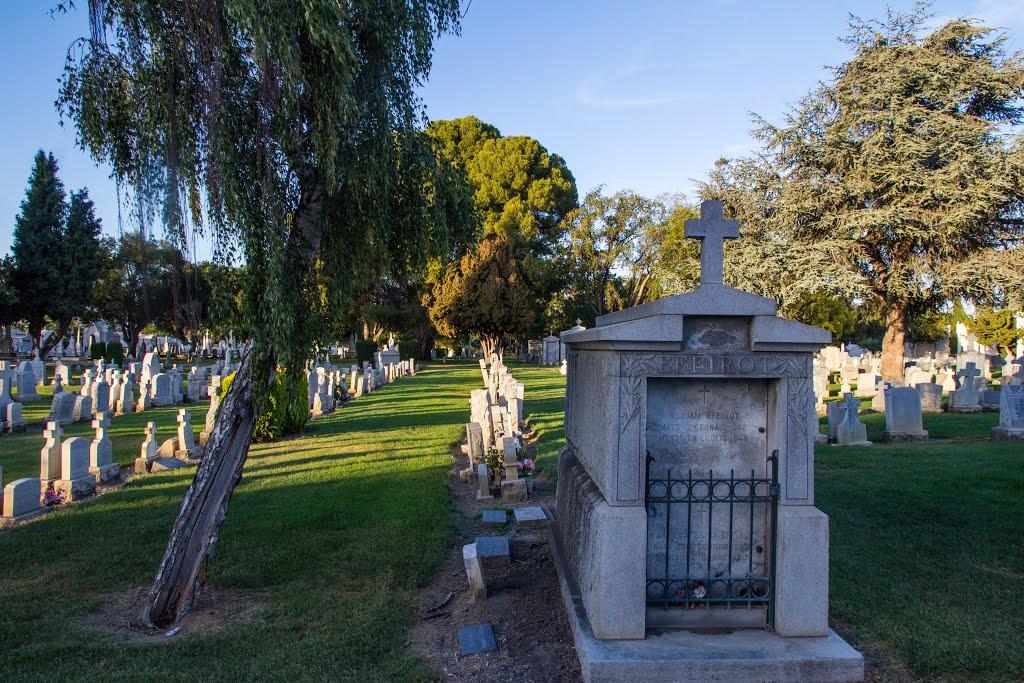 Santa Clara Mission Cemetery, Санта-Клара