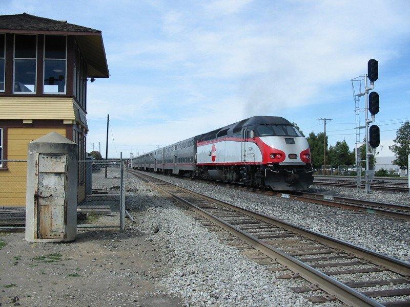 Santa Clara Station, Санта-Клара