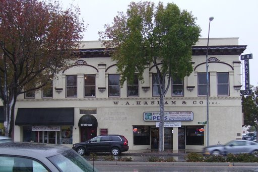 Santa Maria Odd Fellows Lodge #302, Санта-Мария