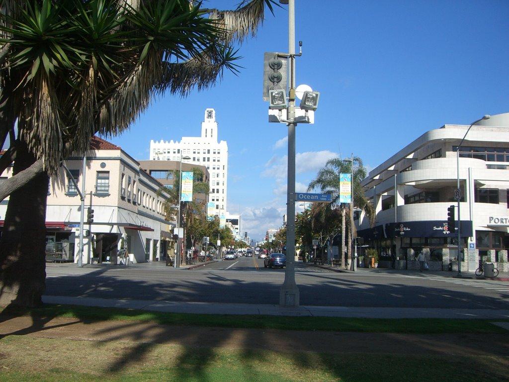 Santa Monica Blvd./Route 66, Санта-Моника