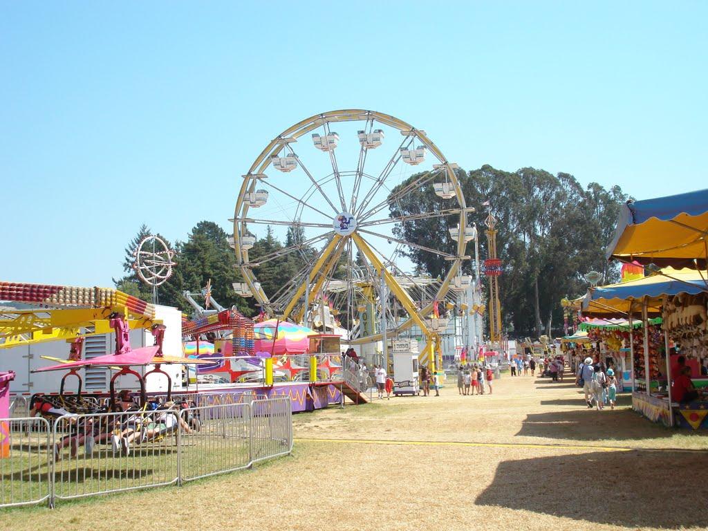 Sonoma County Summer Fair 2006, Санта-Роза