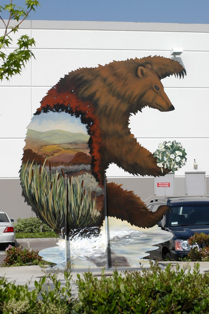 """Dancing Bear"" - Reynolds, Санта-Фе-Спрингс"