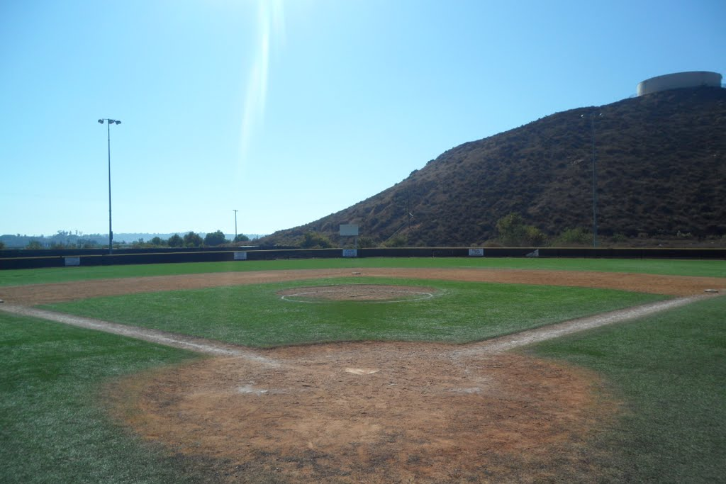 Lakeside Baseball Field, Санти