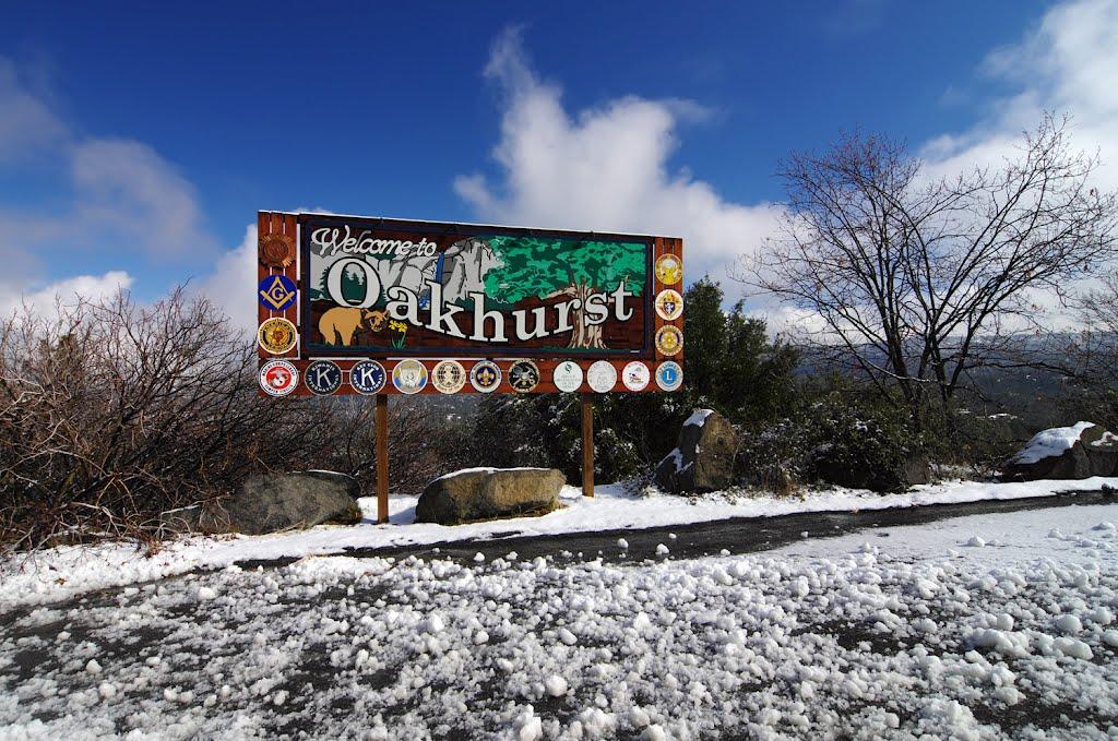Welcome to Oakhurst, 2/2012, Саус-Модесто