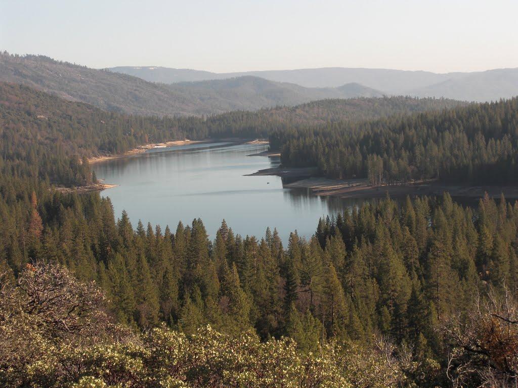 bass lake, Саут-Ель-Монт