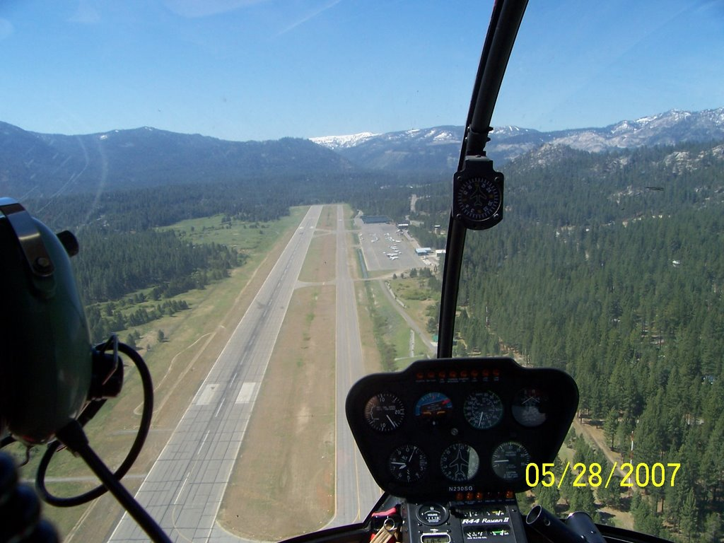 N. Approach Lake Tahoe Airport, Саут-Лейк-Тахо