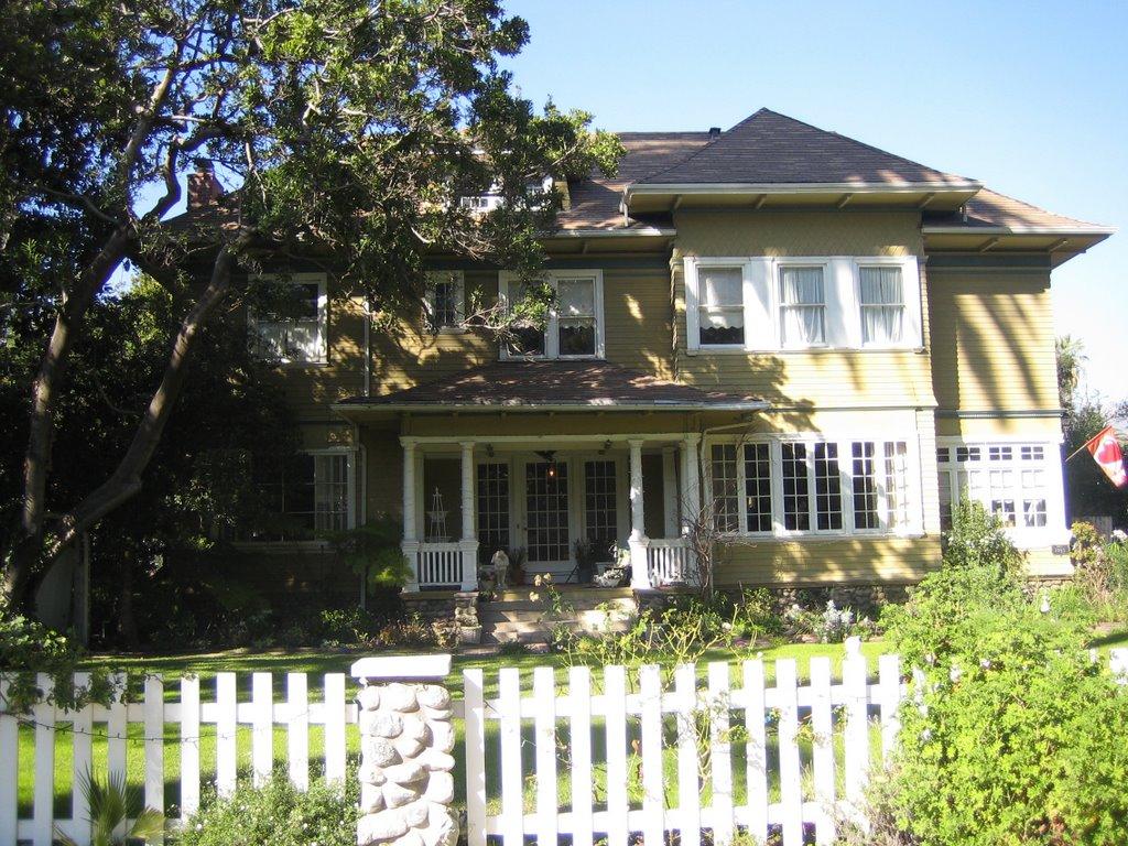 317 Markham, Pasadena, Саут-Пасадена