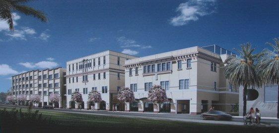 Congress Medical Associates Surgical Facilities, Саут-Пасадена