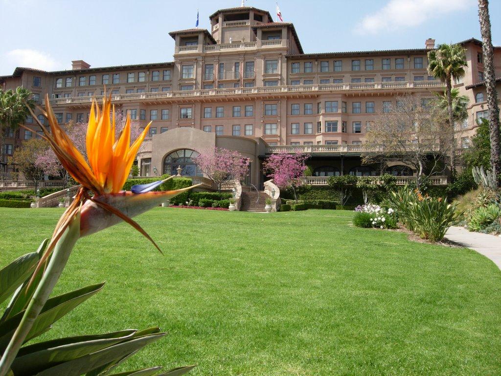 Ritz Carlton Hotel Pasadena California, Саут-Пасадена