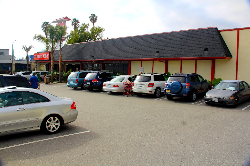 The Original Trader Joes in Pasadena, CA, Саут-Пасадена
