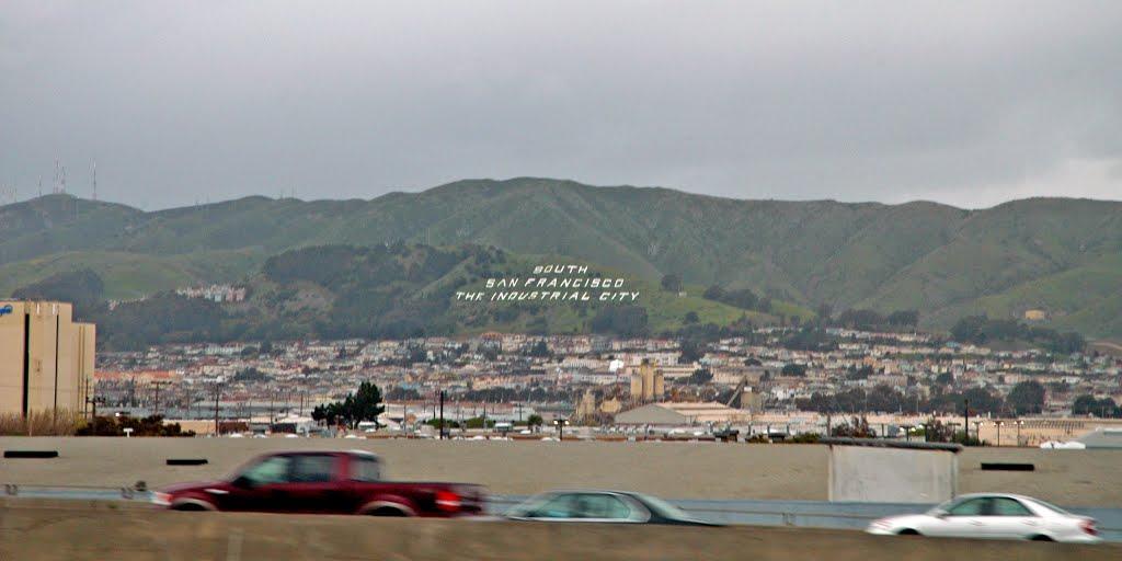 Motorways of California, Саут-Сан-Франциско