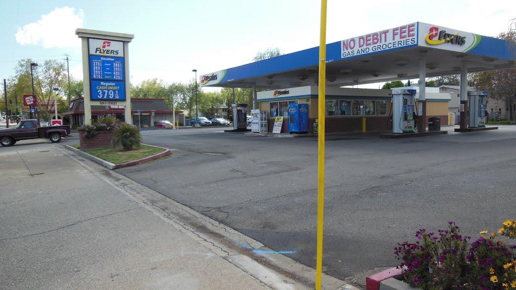 Street scene 6 (Marysville, CA), Саут-Юба
