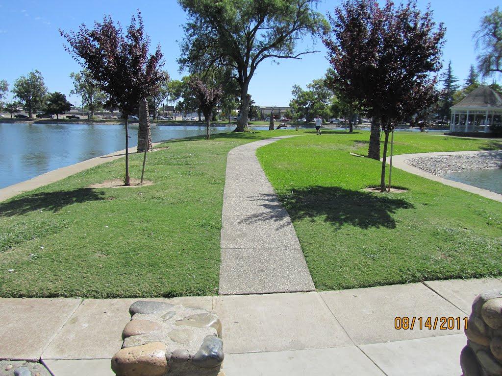 Ellis Lake, Marysville, CA, Саут-Юба