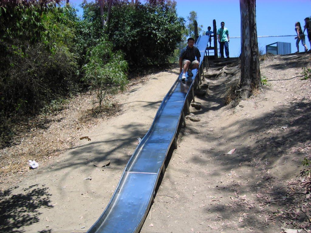 Biggest slide in southern california, Серритос