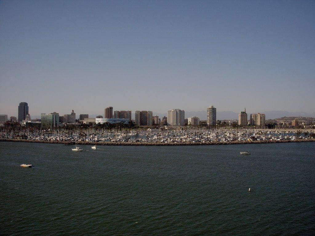 City of Long Beach-CA,U.S.A., Сигнал-Хилл