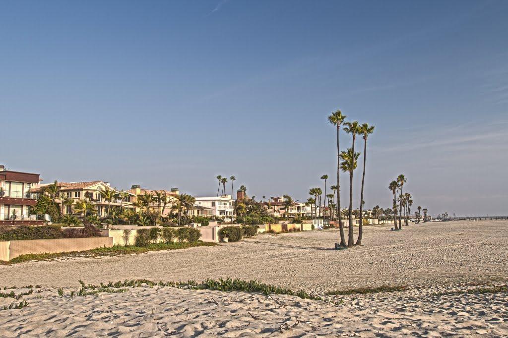 Seal Beach Houses HDR, Сил-Бич