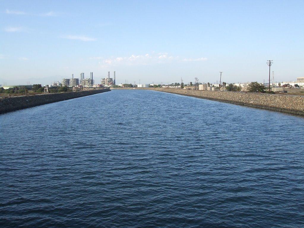 San Gabriel River, Сил-Бич