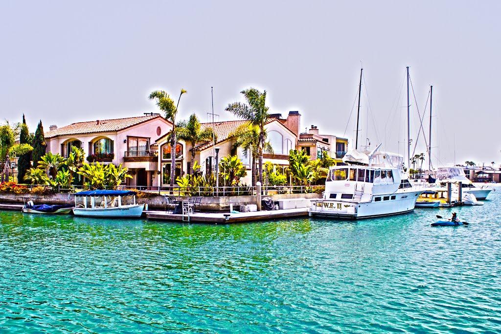 House on Naples Canal, Сил-Бич
