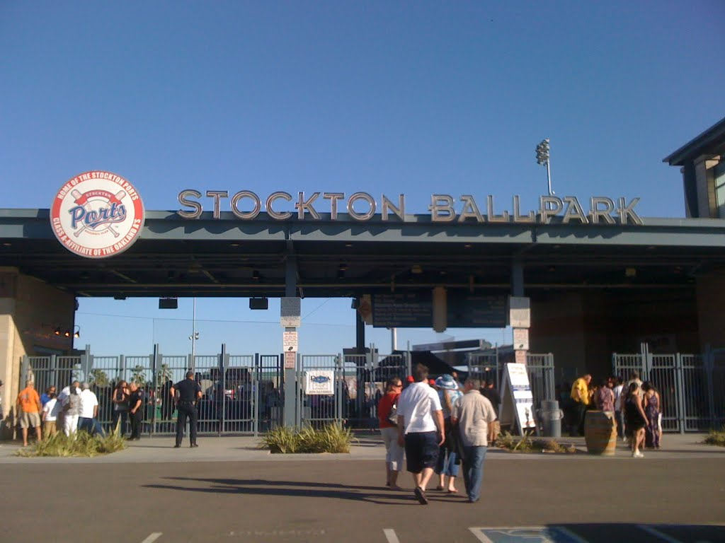 Stockton Ballpark, Стоктон