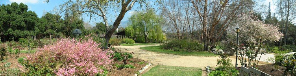 Descanso Gardens 11, Флинтридж