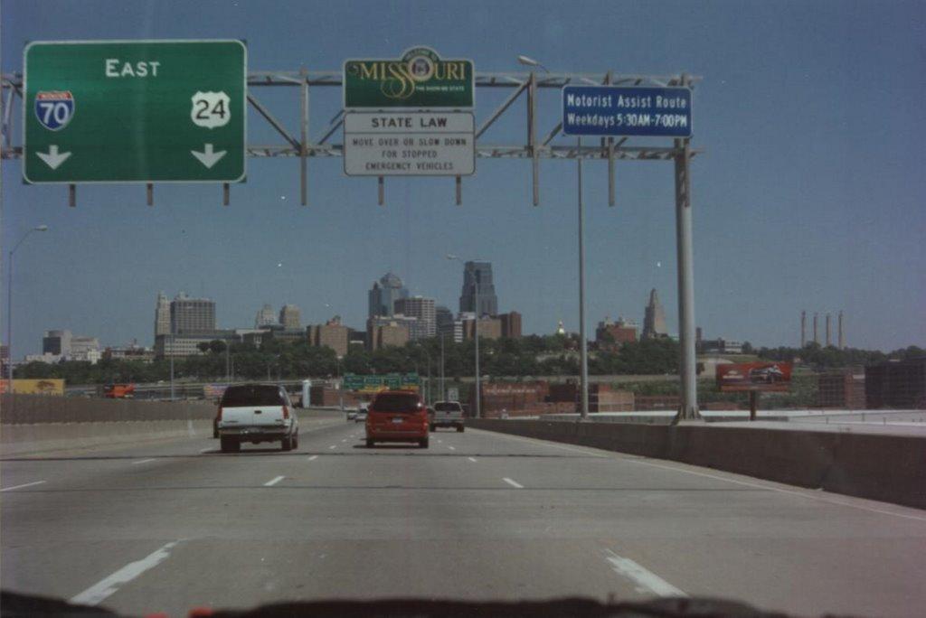 "Missouri - The ""Show-Me State"", Винфилд"