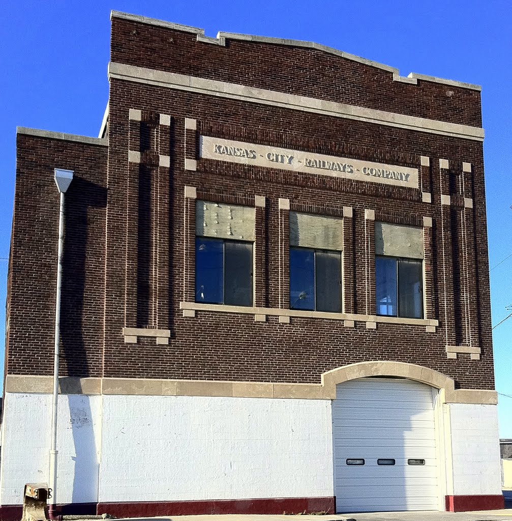 Kansas City Railroad Company, Винфилд